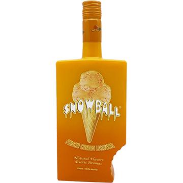 Snowball Peach Cream Liqueur