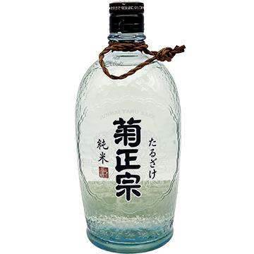 Kiku-Masamune Junmai Taru Sake