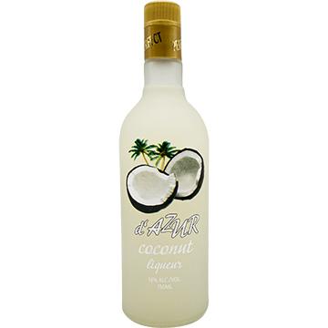 D'azur Coconut Liqueur