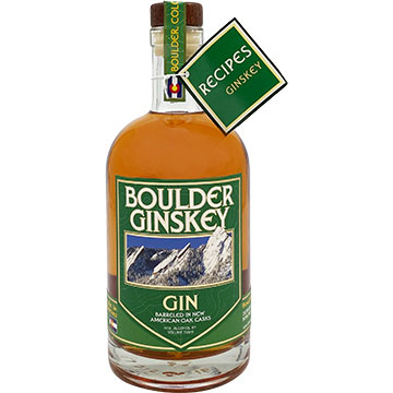 Boulder Spirits Ginskey