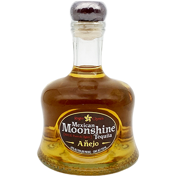 Mexican Moonshine Anejo Tequila