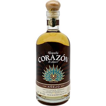 Corazon Single Estate Anejo Tequila