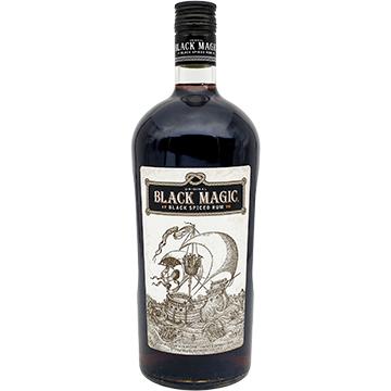 Black Magic Spiced Rum