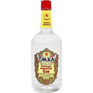 Taaka London Dry Gin