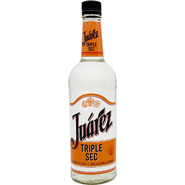 Juarez 40 Proof Triple Sec Liqueur
