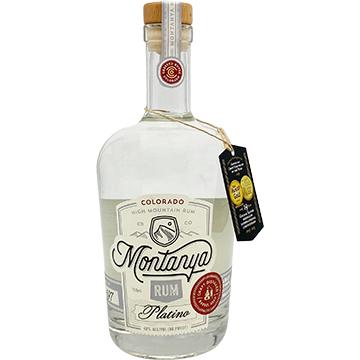 Montanya Platino Rum