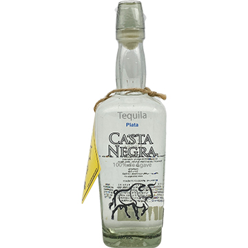 Casta Negra Plata Tequila