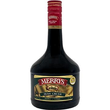 Merrys Irish Cream Liqueur