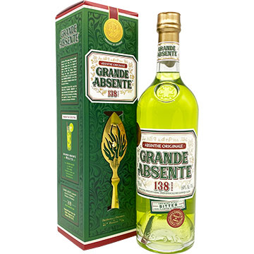 Grande Absente Absinthe Originale with Spoon