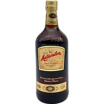 Matusalem Gran Reserva 18 Year Old Rum