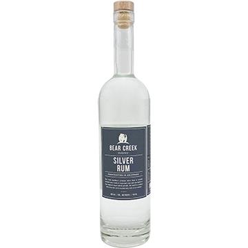 Bear Creek Silver Rum