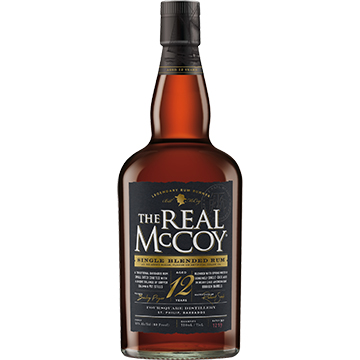 Real McCoy 12 Year Old Single Blended Rum