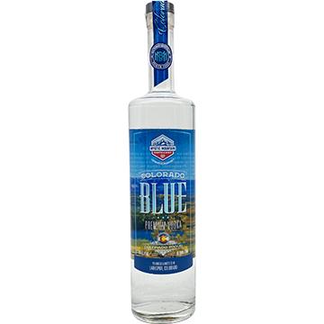 Mystic Mountain Colorado Blue Vodka