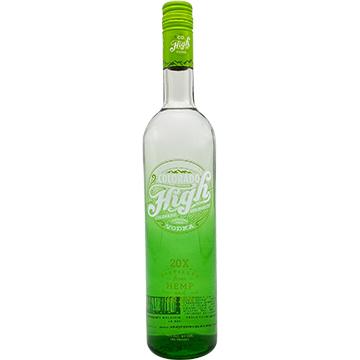 Colorado High Hemp Vodka