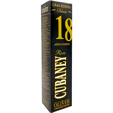Ron Cubaney Selecto Grand Reserve 18 Year Old Rum