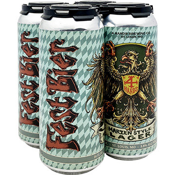 4 Hands Fest Bier