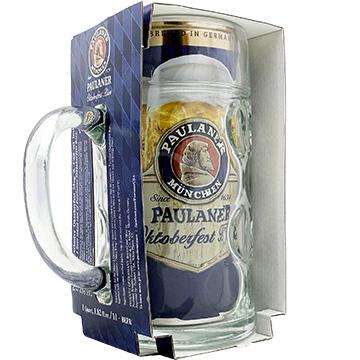Paulaner Oktoberfest Gift Set with Mug
