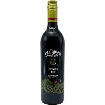 St. James Winery Pioneer Red