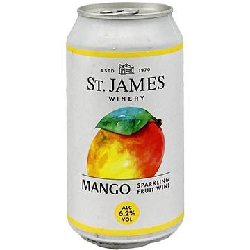 St. James Winery Sparkling Mango