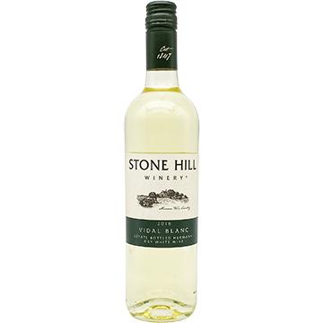 Stone Hill Vidal Blanc 2018