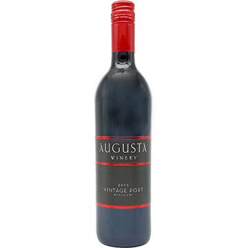 Augusta Winery Vintage Port 2015