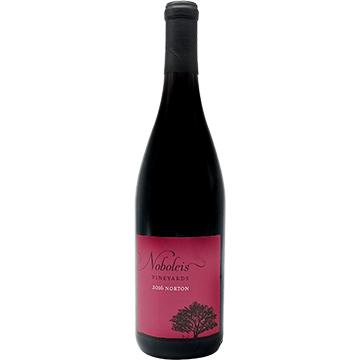 Noboleis Vineyards Norton 2016