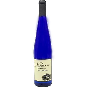 Noboleis Vineyards Traminette 2017