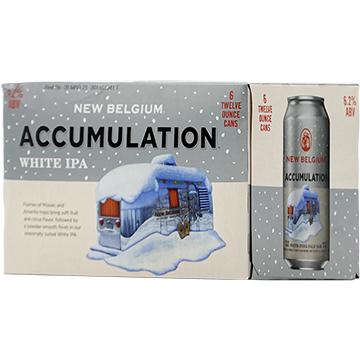New Belgium Accumulation White IPA