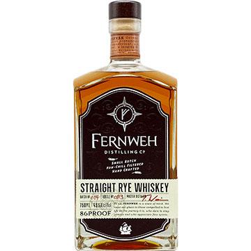 Fernweh Straight Rye Whiskey