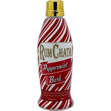 Rum Chata Peppermint Bark