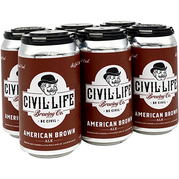 Civil Life American Brown Ale