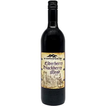 Wyldewood Cellars Elderberry Blackberry Mead