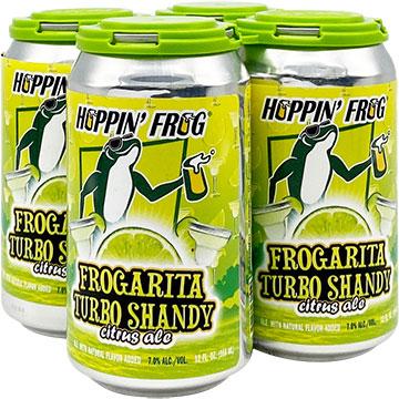 Hoppin' Frog Frogarita Turbo Shandy Citrus Ale