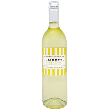 Pompette Lemon Mint Hard Sparkling Water