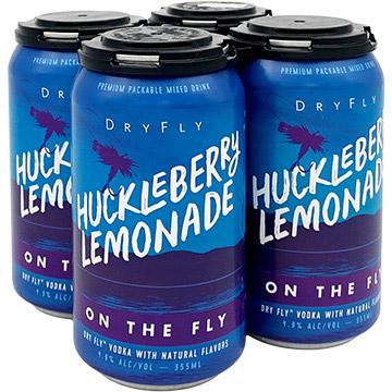 Dry Fly Huckleberry Lemonade
