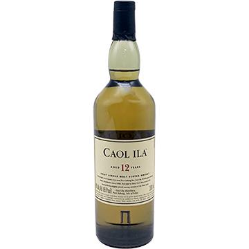 Caol Ila 12 Year Old Single Malt Scotch Whiskey