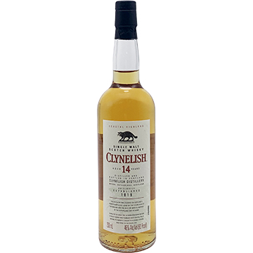 Clynelish 14 Year Old Single Malt Scotch Whiskey