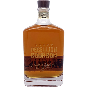 Rebellion Bourbon 8 Year Old Limited Edition