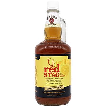Jim Beam Red Stag Honey Tea Bourbon Whiskey