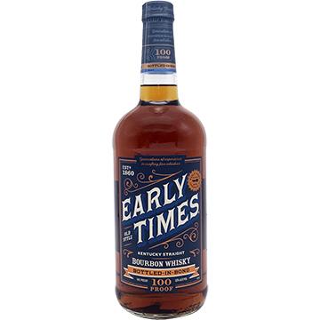 Early Times Bottled in Bond Bourbon