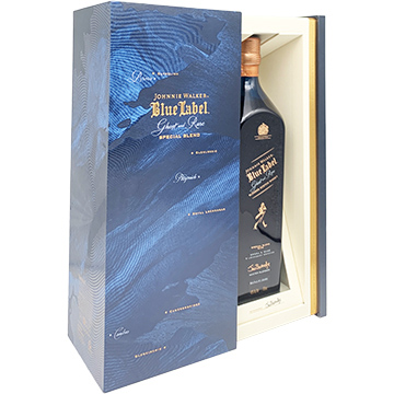 Johnnie Walker Blue Label Ghost & Rare Brora