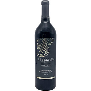 Sterling Limited Release Anniversary Blend 2011