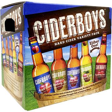 Ciderboys Variety Pack