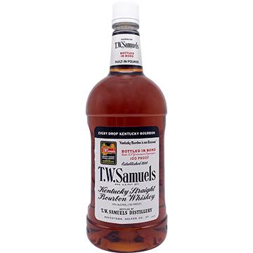 T.W. Samuels Bottled in Bond Bourbon