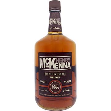 Henry McKenna Sour Mash Kentucky Straight Bourbon Whiskey