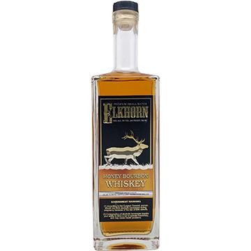 Elkhorn Honey Bourbon Whiskey