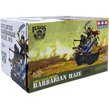 Three Floyds Barbarian Haze