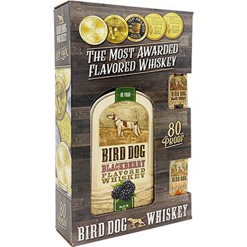 Bird Dog Blackberry Whiskey Gift Set with Two 50ml Miniature