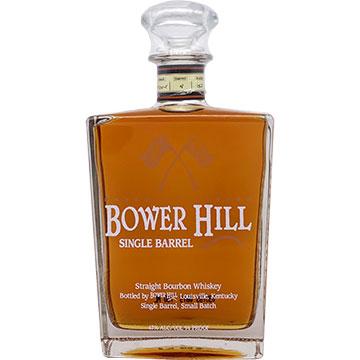 Bower Hill Single Barrel Bourbon