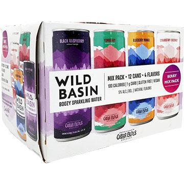 Oskar Blues Wild Basin Berry Mix Variety Pack